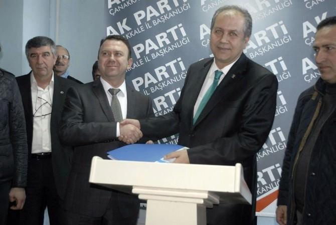 Murat Efe Aday Adaylığını Açıkladı