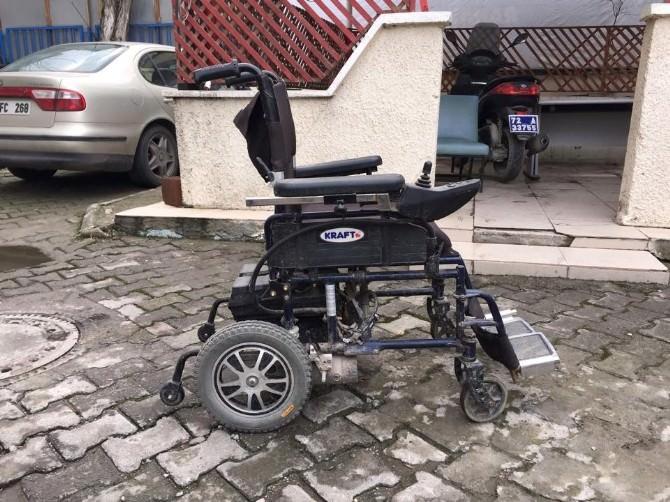 Kayıp Tekerlekli Sandalye Sahibini Arıyor
