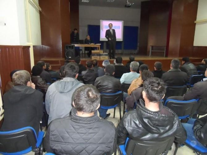 Beyşehir'de Ağaç Kesme Ve Boylama Operatörlüğü Kursu