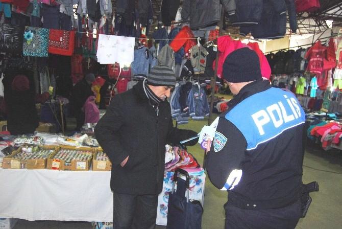 Polisten Broşürlü Hırsızlık Uyarısı