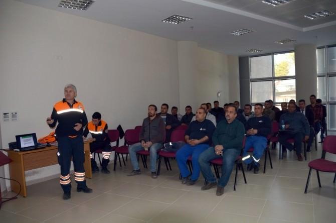 Torbalı'da Afet Eğitimine AFAD Desteği