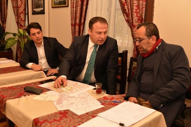 Erbaa'nın Çehresini Değiştirecek Proje Yarışması
