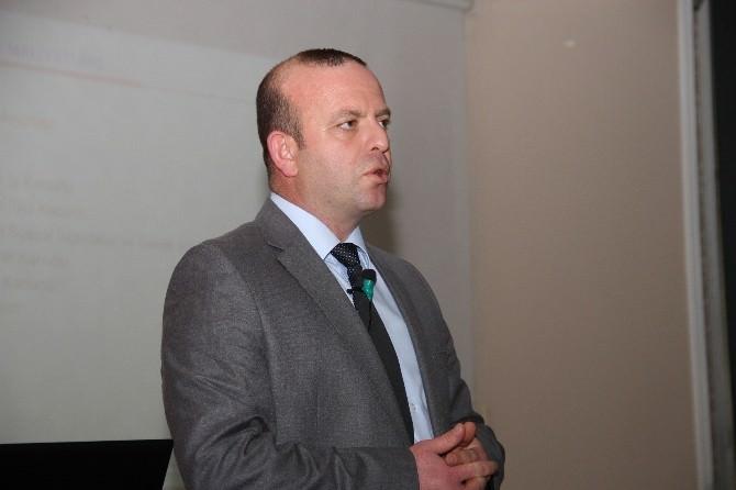 Erzincan Belediyesi Personellerine İş Sağlığı Eğitimi