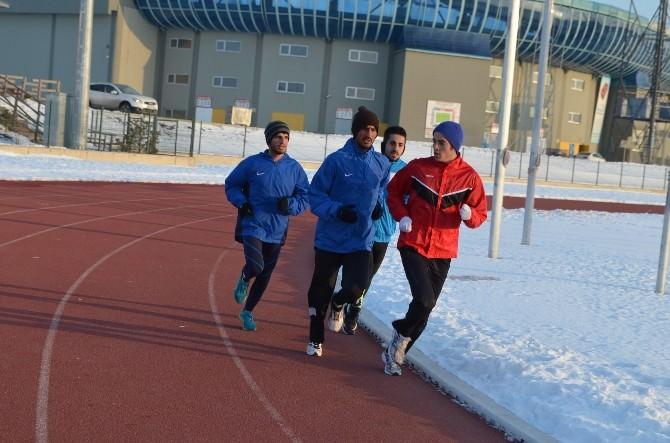 Erzurum'un Atletizmde Başarısı Sürüyor