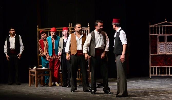 Eskişehir Şehir Tiyatroları'na 3 Farklı Kurumdan 10 Ödül