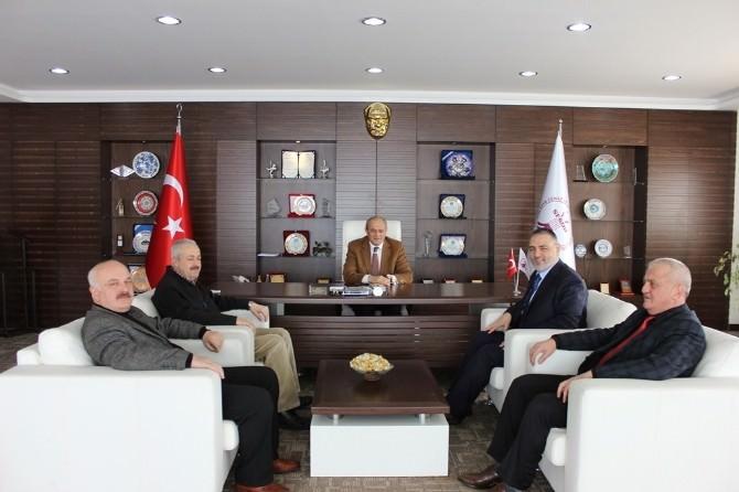 """AK Parti Sakarya Milletvekili Aday Adayı Recep Hacıeyüpoğlu: """"Esnaflarımız Sakarya'nın Can Damarı, Ekonominin En Önemli Yapı Taşlarından Biridir"""""""