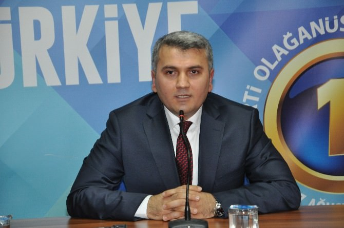 Gazeteci Mustafa Canbey, AK Parti Milletvekili Aday Adayı