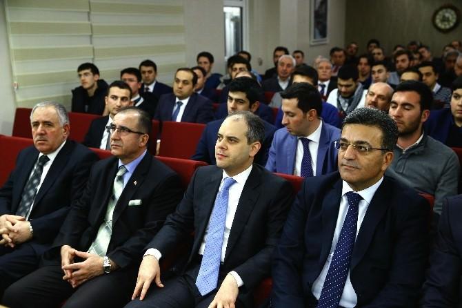 """Gençlik Ve Spor Bakanı Çağatay Kılıç: """"Zor Olan Seçilmek Değil, Seçmek"""""""