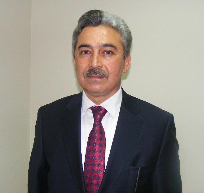 Ali Şimşek, İmamoğlu Ziraat Odası Başkanlığına Seçildi