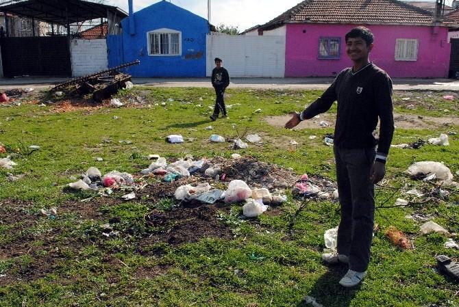Acarlar Mahallesi'nde Temizlik Çalışması Başlatıldı