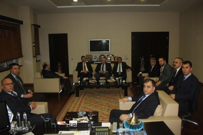 Başsavcı Mustafa Yabanoğlu'ndan Kmtso'ya Ziyaret