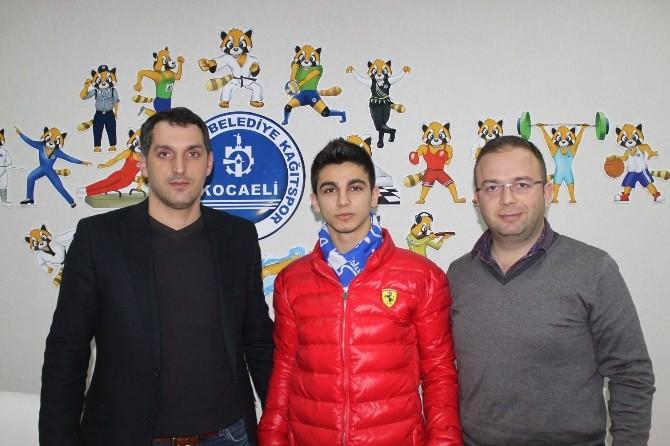 Milli Karateci Eray Şamdan: