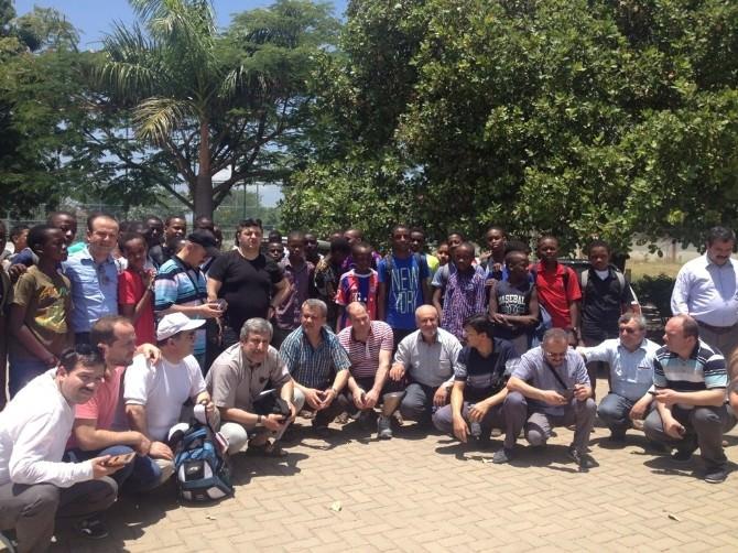 Kiad, Tanzanya'dan Umutlu Döndü