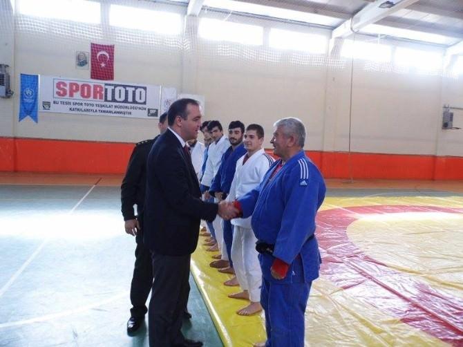 Judo Takımı Türkiye Şampiyonasına Gitti