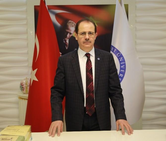 Rektör Coşkun'un '21 Şubat Bayburt'un Düşman İşgalinden Kurtuluşu' Mesajı