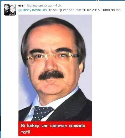 Sakarya Valisi Coş'a Twitter'dan Mesaj Bombardımanı