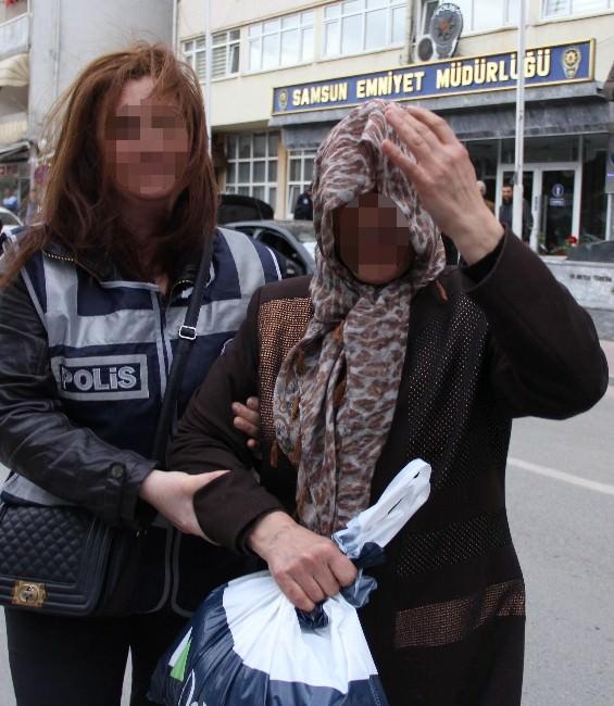 Bonzai Ve Uyuşturucu Hapla Yakalanan Kadın Suçunu İtiraf Etti
