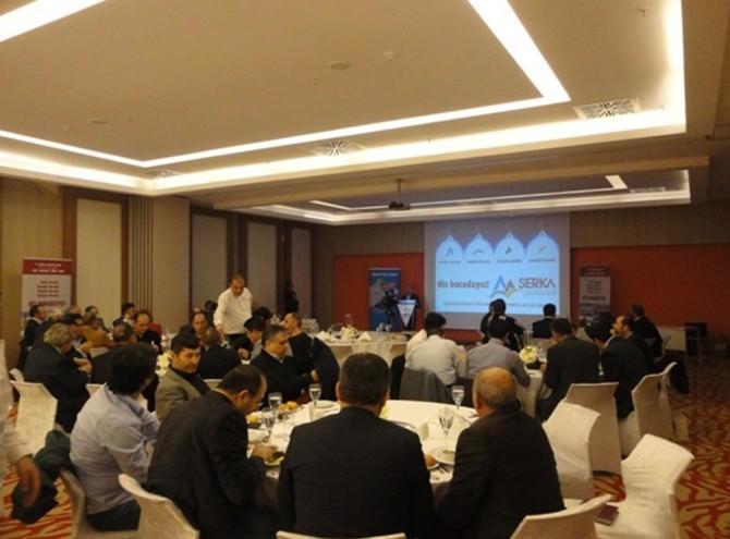 SERKA, İstanbul'daki Yatırımcılarla Buluştu