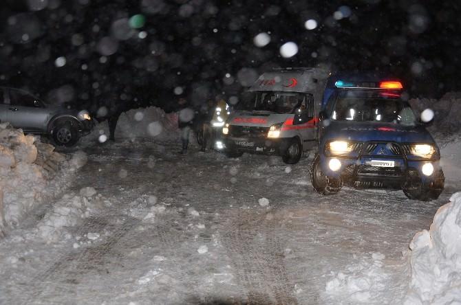 Malatya Büyükşehir Belediyesi'nden Hasta Operasyonu