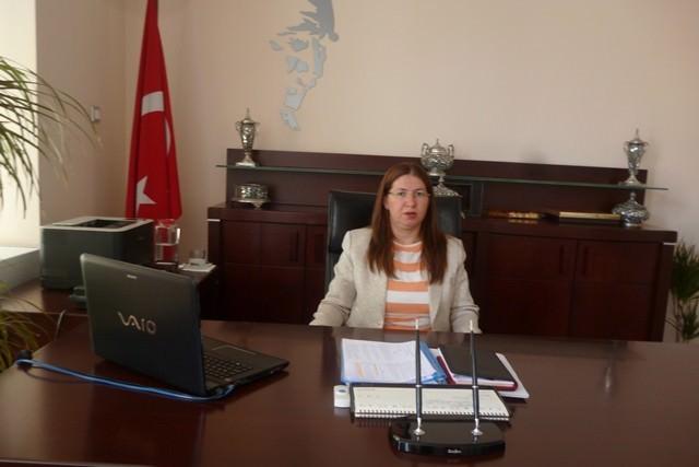 Talas Kaymakamı, Türkiye'nin 3. Kadın Valisi Olarak Sinop'a Atandı