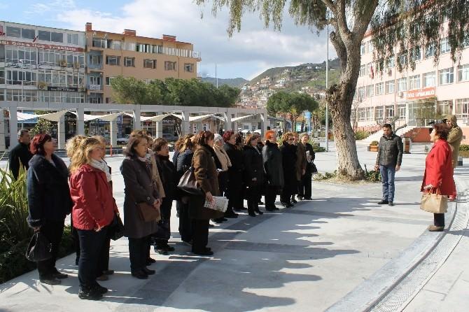 Tysd Söke Şubesi 87. Kuruluş Yıl Dönümünü Kutladı