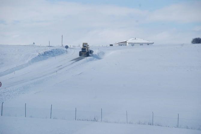 Tokat'ta Kar Tatili Uzatıldı