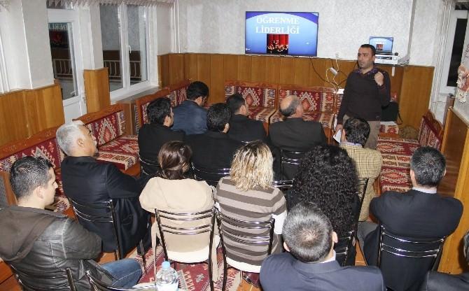 Çemişgezek'te 'Öğrenme Liderliği' Semineri Düzenlendi