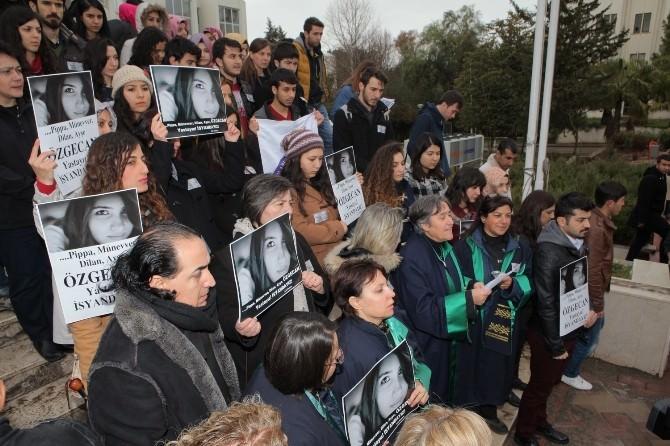 ÇÜ Kadaum'dan Özgecan Açıklaması