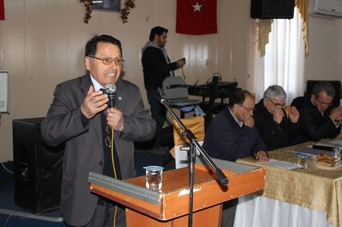 Urla Ziraat Odası Başkanı Güven Tazeledi