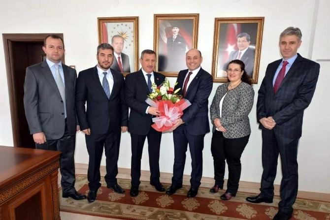 AK Parti Kütahya Valiliği'nde