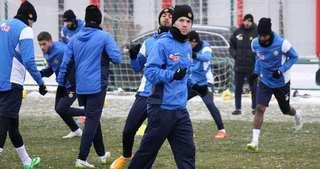 Eskişehirspor'da Beşiktaş maçı hazırlıkları
