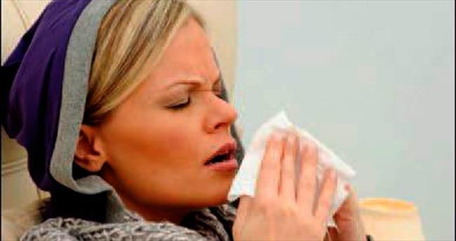 Soğuk algınlığı salgınına dikkat
