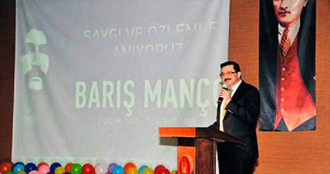 Keçiören'de gençlere Barış Manço anlatıldı