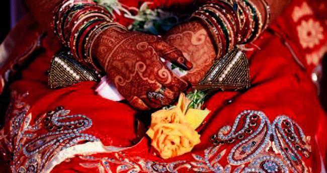 Damat nöbet geçirince gelin davetliyle evlendi!