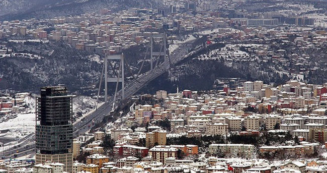 İstanbul'da haftasonu hava nasıl olacak?