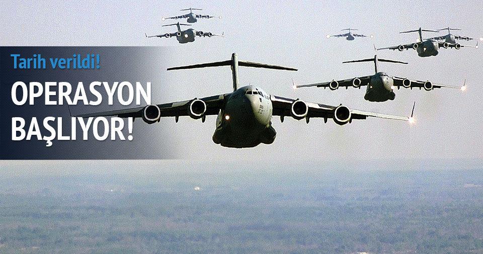 ABD'nin Musul operasyonları başlıyor