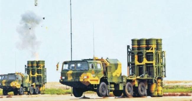 Türkiye'nin füze ihalesi Çin'e kaldı