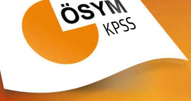 2015 KPSS tercihleri ne zaman başlayacak? İşte o açıklama