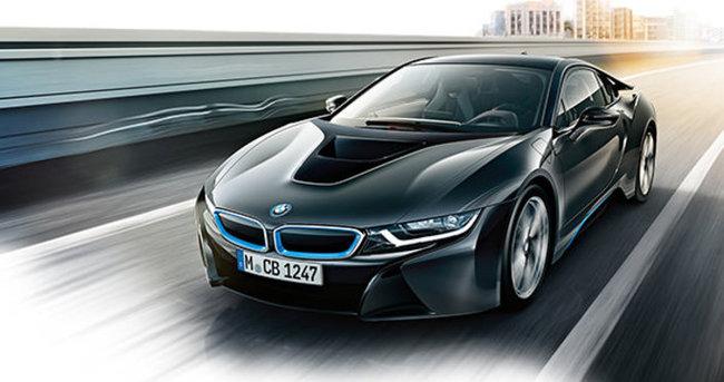 Elektrikli BMW'ye yoğun ilgi var