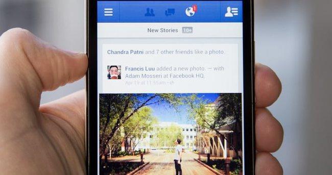 Facebook'tan fotoğraflar için yeni özellik