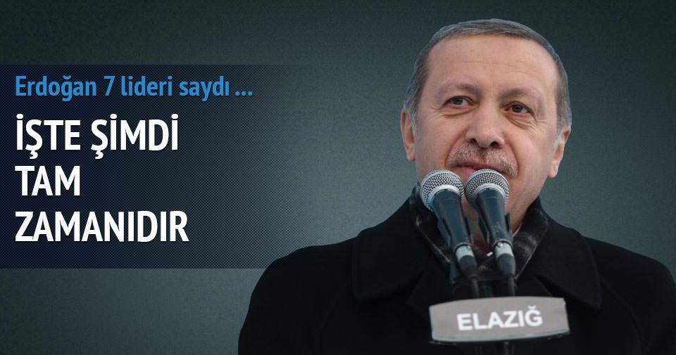 Erdoğan: Şu anki sistem yamalı bohça!