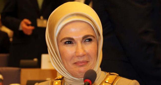 Emine Erdoğan: Özgecan kızımızın yaşadıkları hiç içimizden çıkmıyor