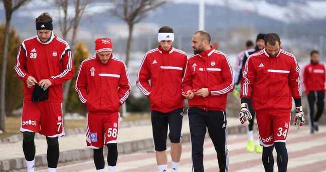Galatasaray'ı Sivas'ta bekleyen zemin