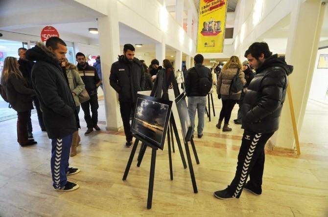 Bodrum'da Ayşegül Kaygun Anısına Sergi Açıldı
