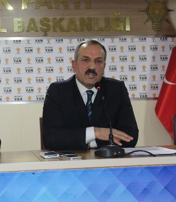 AK Partili Karabıyık'tan 'Çatı' Açıklaması