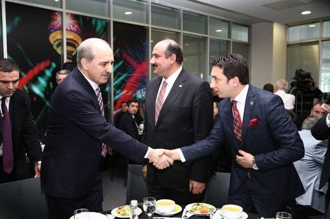 Ölçer, Yeni Türkiye Ve Medya Paneline Katıldı