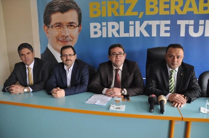 AK Parti Eski İl Başkanı Ağır, Aday Adaylığını Açıkladı