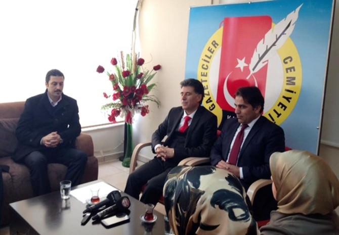 AK Parti Kayseri Milletvekil Aday Adayı Erkılıç: