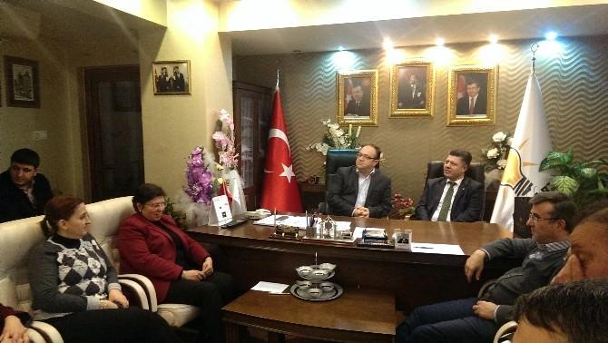 Özkan'dan Şehzadeler'e Ziyaret