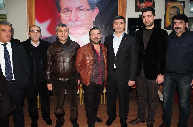 Fatih Cengiz, AK Parti'ye Adaylık Müracaatında Bulundu